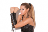 Guanti in pelle da Beyond Dark | L9171